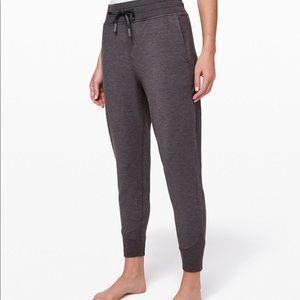 Lululemon joggers - worn once!!